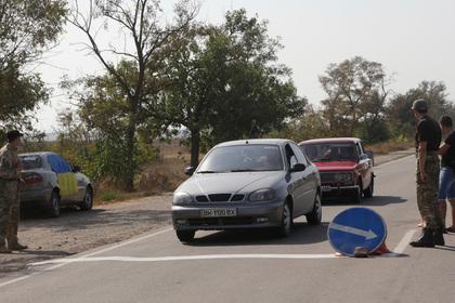 Украина потеряла сотни миллионов долларов из-за блокады Крыма