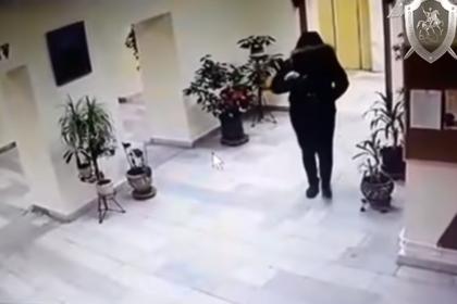 Убийство главы российской нефтяной компании попало на видео