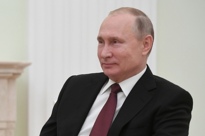 Путин оставил без поздравлений глав Украины и Грузии