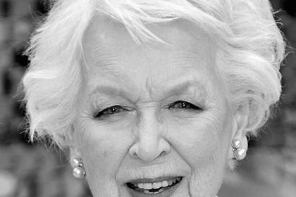 Умерла звезда британских комедий
