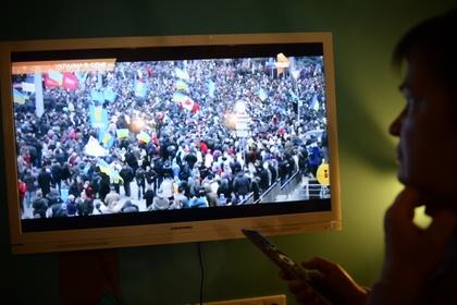 Российский контент вытеснили с украинского телевидения