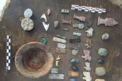 Обнаружены гробницы периода римского Египта