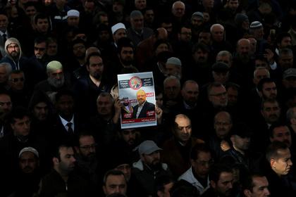 В деле убийства саудовского журналиста произошел новый поворот