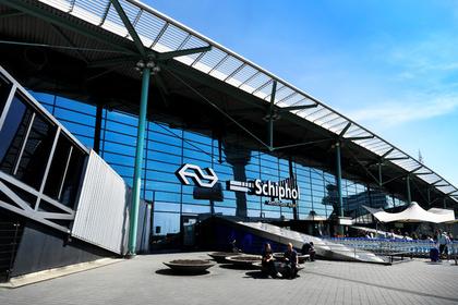 Аэропорт в Амстердаме эвакуировали из-за угрозы теракта