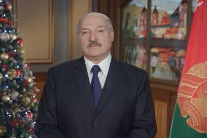 Лукашенко обошел стороной интеграцию с Россией в новогоднем обращении