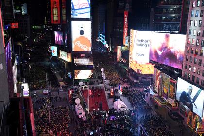 Американские военные пообещали сбросить бомбу на Таймс-сквер и пожалели