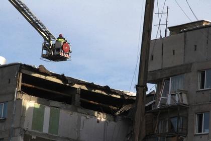 Из-под завалов извлекли тело восьмого погибшего про взрыве в Магнитогорске