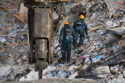 В МЧС признали невозможность найти оставшихся под завалами в Магнитогорске