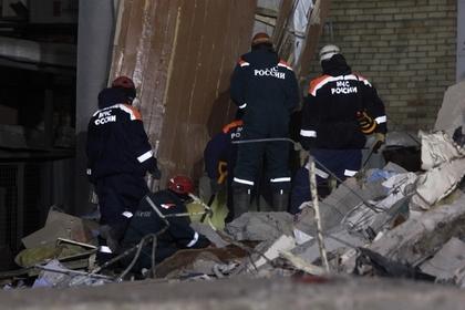 Найдено тело четвертого погибшего ребенка при взрыве в Магнитогорске