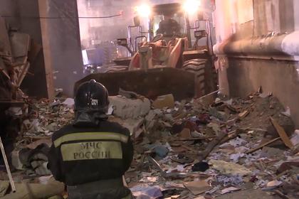 Число погибших при взрыве в Магнитогорске достигло 36