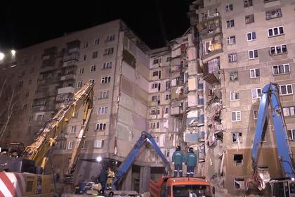 Двое жителей дома в Магнитогорске успели спастись до обрушения