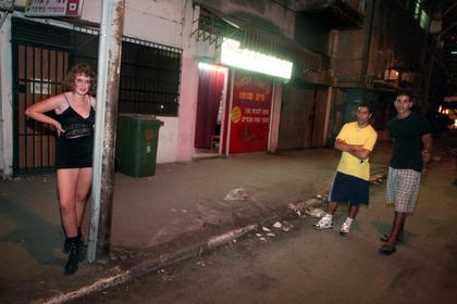 В Израиле запретили ходить к проституткам