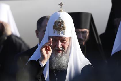 Таможня Украины задержала праздничное послание от патриарха Кирилла