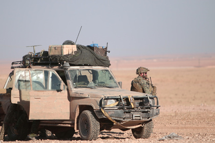 Уход американских военных из Сирии назвали уловкой против России
