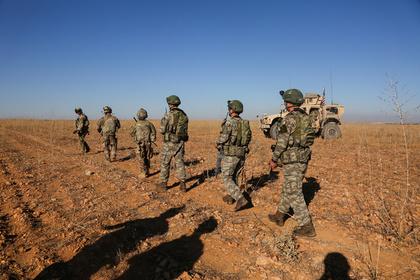 США задумали оставить часть войск в Сирии