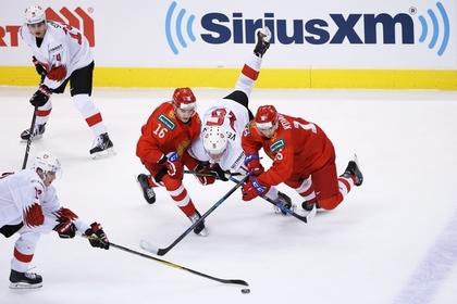 Россия разгромила Швейцарию в финале МЧМ по хоккею