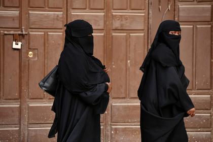 Саудовские женщины будут получать СМС о разводе