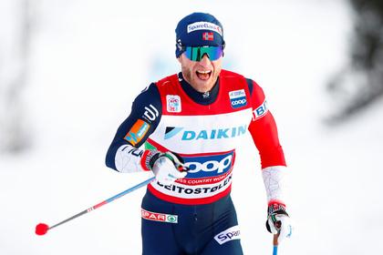 Еще один норвежский лыжник отчитал российских спортсменов