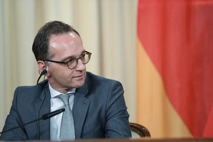 Германия возложила на Россию ответственность за мировую безопасность