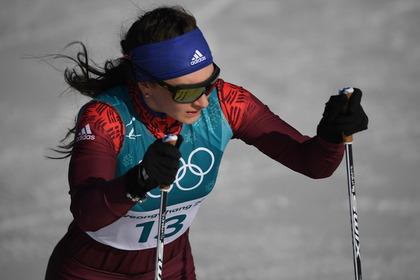 Российская лыжница выиграла историческую для страны медаль
