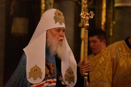 Украинская церковь замахнулась на собственный патриархат