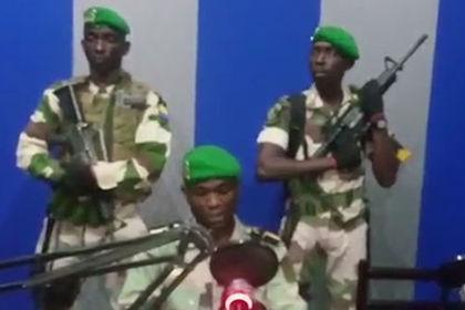 Попытка военного переворота в Габоне провалилась