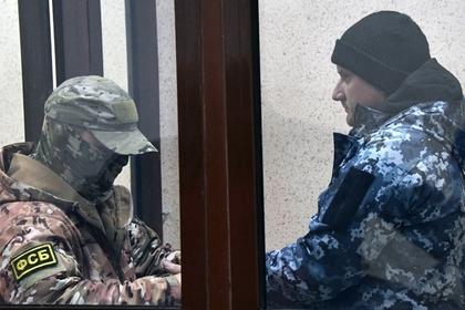 Украина оспорит арест своих моряков в суде
