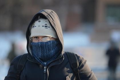 Россиян предупредили об аномальных морозах