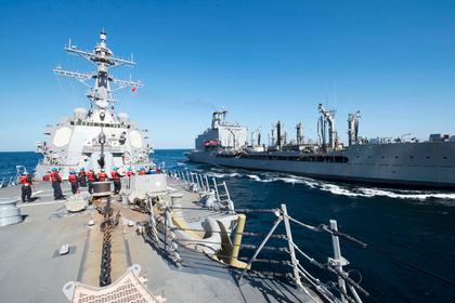 ВМС США испытали двадцать гиперзвуковых снарядов