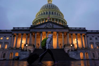 В США заблокировали санкции против России