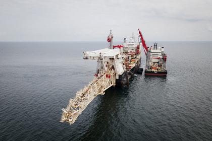 США накажут европейских союзников «Газпрома»