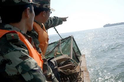 Китай заподозрили в военном усилении в Юго-Восточной Азии