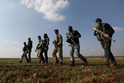 Курды захватили боевиков ИГ из России, Украины и США