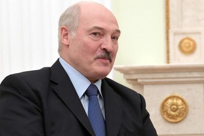 Лукашенко открестился от объединения Белоруссии и России