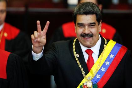 С Венесуэлой разорвали отношения из-за старого нового президента