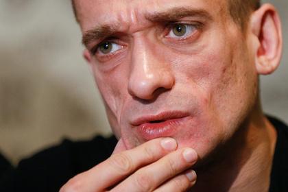 Павленский избежал тюрьмы и взбунтовался