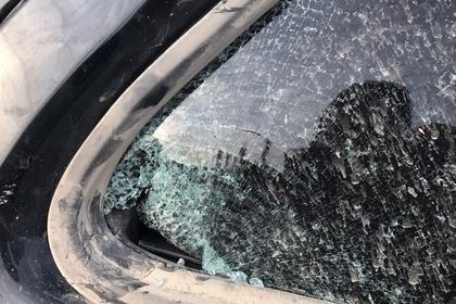 Автомобиль главного борца с экстремизмом расстреляли в Ингушетии