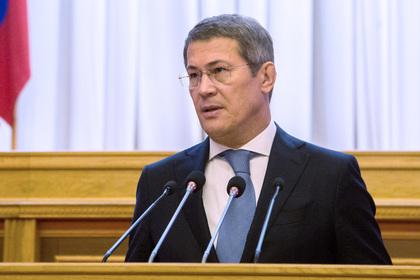 Глава Башкортостана захотел слез мэра Казани