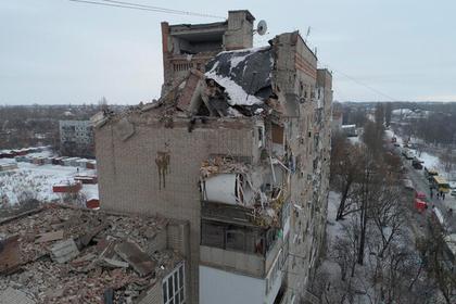 Найдены новые жертвы обрушения жилого дома в Шахтах