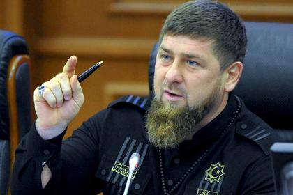Кадыров нашел связь Украины с «Исламским государством»