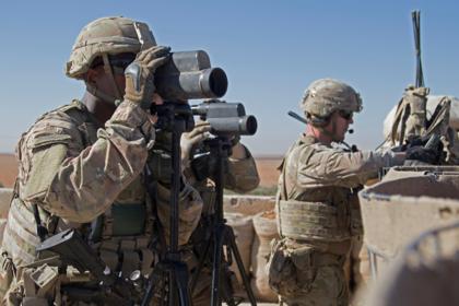 Четыре американских солдата погибли в Сирии