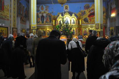 Россию включили в список преследователей христиан вместе с Сомали и Ираном