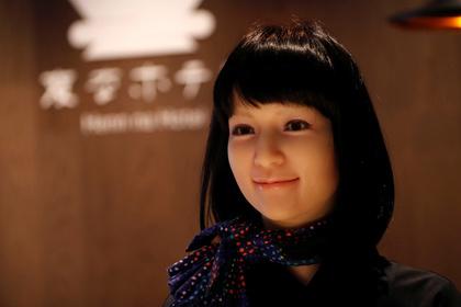 Японский отель уволил половину сотрудников-роботов и нанял вместо них людей