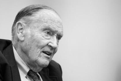 Умер крупнейший инвестор в мире Джон Богл