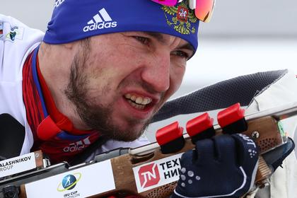 Затравленный Логинов остался без медали на этапе Кубка мира