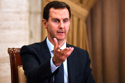 Асад посетовал на церковный раскол
