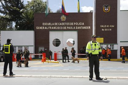 Подсчитаны жертвы взрыва в полицейской академии в Колумбии