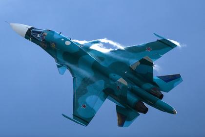 Два Су-34 разбились на Дальнем Востоке