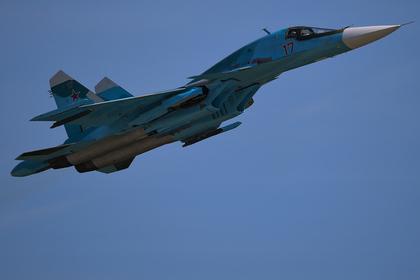 Раскрыты подробности аварии двух Су-34 на Дальнем Востоке