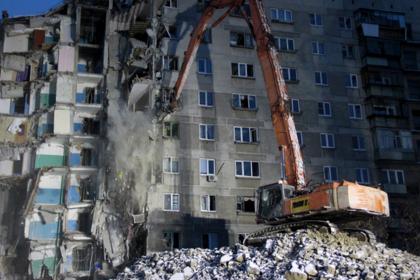 В СКР призвали не доверять версии о теракте в Магнитогорске